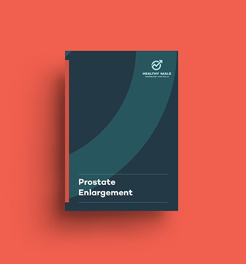 Prostate enlargement_Info guide_Tile image