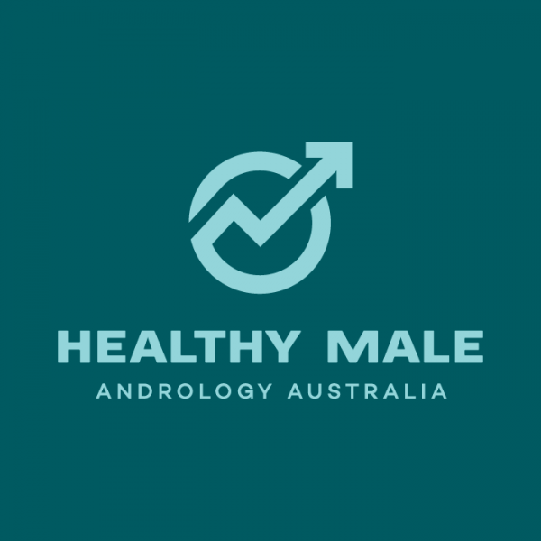 Healthy Male logo