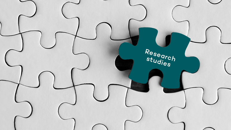 Research studies main page image