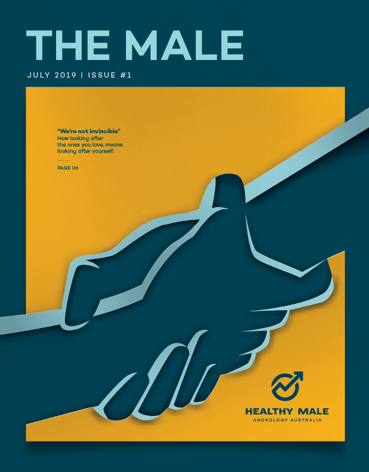 The Male Issue 1 June 2019